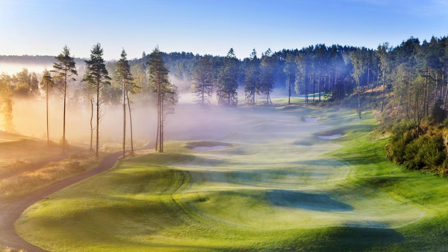 Golfpaket Nordic Choice Hotels
